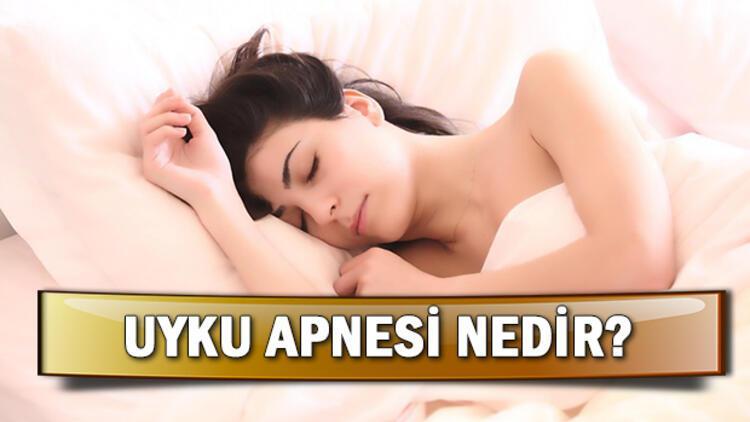 Uyku apnesi nedir, belirtileri nelerdir?