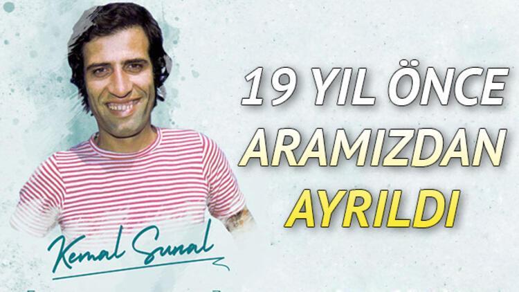 Türk sinemasının komedi ustası Kemal Sunal vefat yıl dönümünde anılıyor!