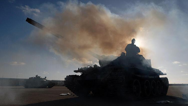 BAE Libya'da çıkan Amerikan silahlarıyla ilişkisini reddetti