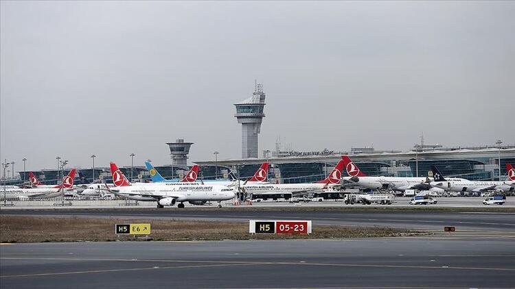 İstanbul Havalimanı, yolcu sayısında yeni bir rekor kırdı