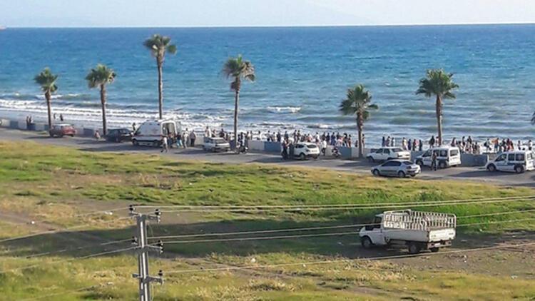 Denize giren 2 kardeş boğularak hayatını kaybetti