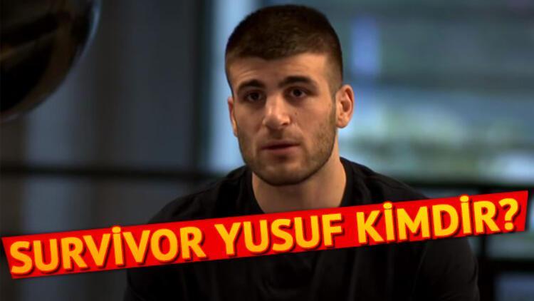 Survivor Yusuf kimdir ve nereli? Survivor 2019'un birincisi oldu!