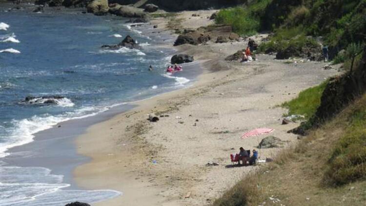 Riva'da denize giren iki kişi boğuldu