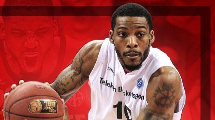 Gaziantep Basketbol, Jamarr Sanders'i kadrosuna kattı!