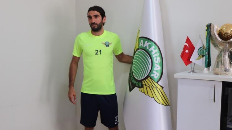 Burhan Eşer Akhisarspor'da | Transfer haberleri