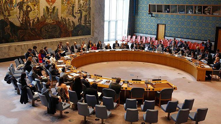 BMGK'de Libya saldırısı kınamasına ABD engeli