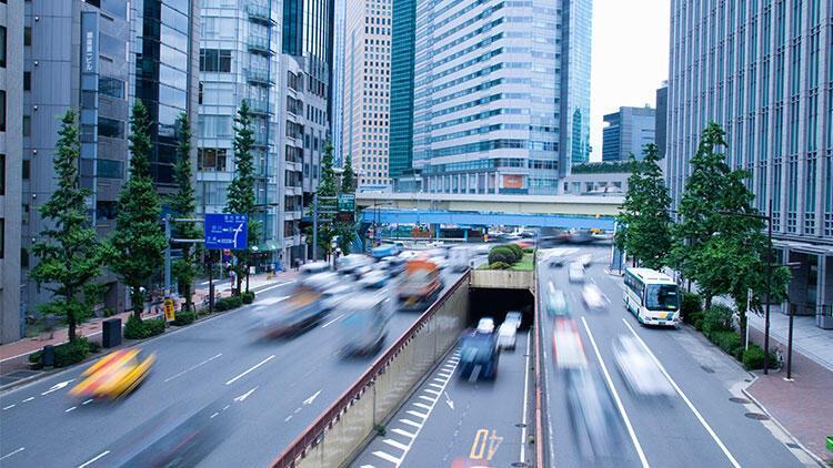 Trafiğe beş ayda 271 bin 298 aracın kaydı yapıldı