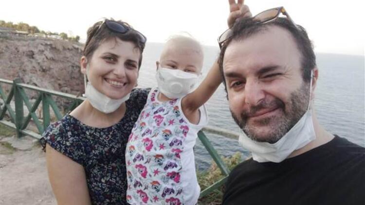 Öykü Arin'den annesine: 'Bütün çocuklar eve gitmiş, ben niye hastaneye gidiyorum?'