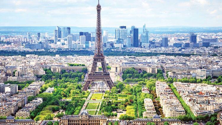 Paris'ten kaçış