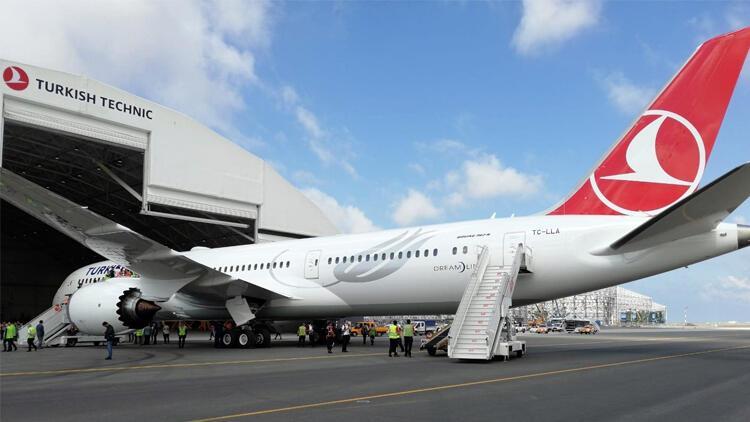 THY'nin 'Rüya' uçağı, ilk tarifeli seferi için gün sayıyor
