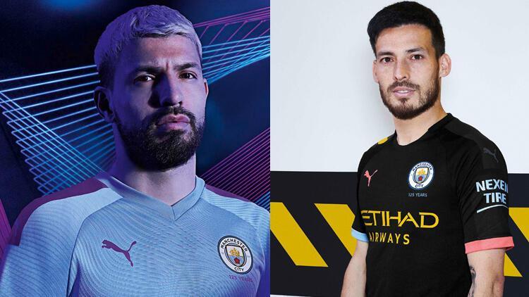 İşte Manchester City'nin 2019-2020 formaları