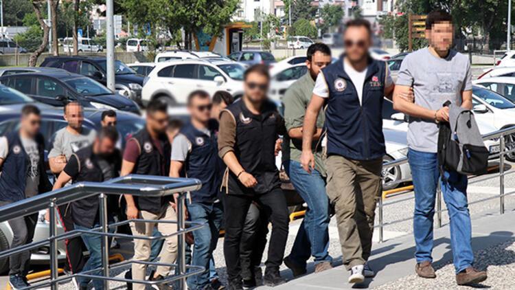 Bolu'da FETÖ şüphelisi 2 asker ve 1 sivil tutuklandı