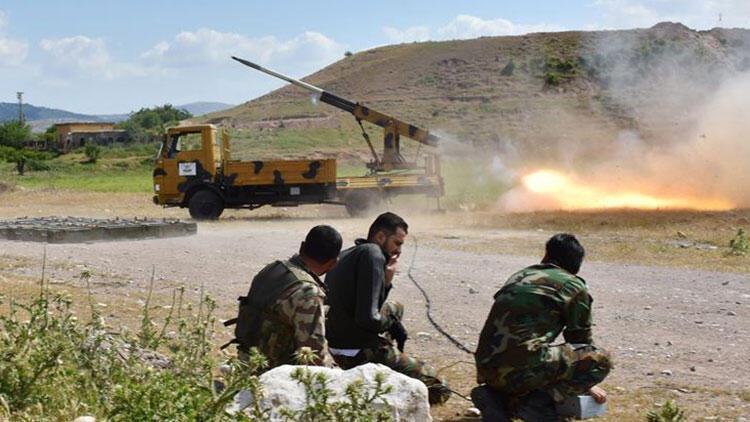 Rejim İdlib'e saldırılarında ağır kayıplar verdi
