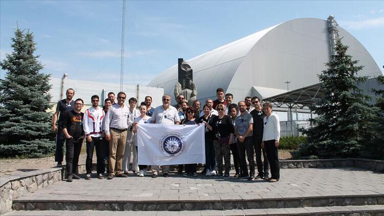 Türk araştırmacılar, Çernobil'de radyasyonun izini sürdü