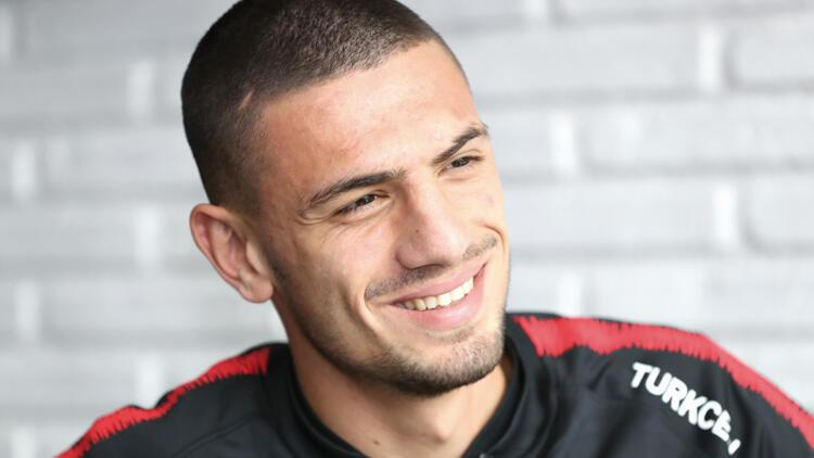 Juventus'a transfer olan Merih Demiral kimdir?