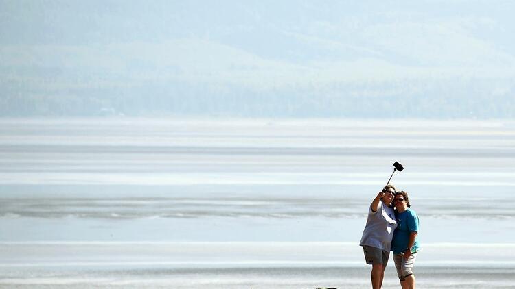 Alaska'da tüm zamanların sıcaklık rekoru kırıldı