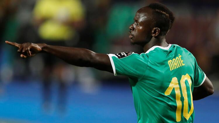 Mane, Senegal'i çeyrek finale taşıdı