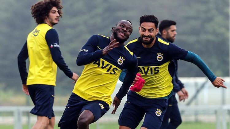 Fenerbahçe'de kuvvet ve dayanıklılık çalışması