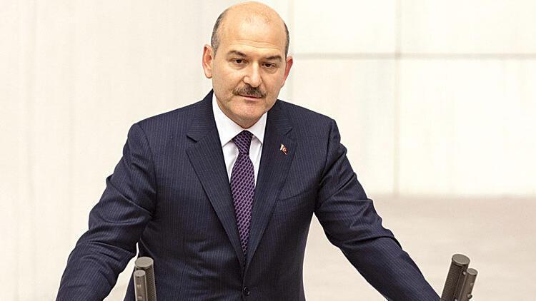 İçişleri Bakanı Soylu'dan iş yeri sahiplerine kaçak göçmen uyarısı