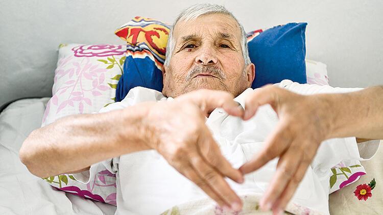 'Donörüm varken ölümü mü bekleyeyim'