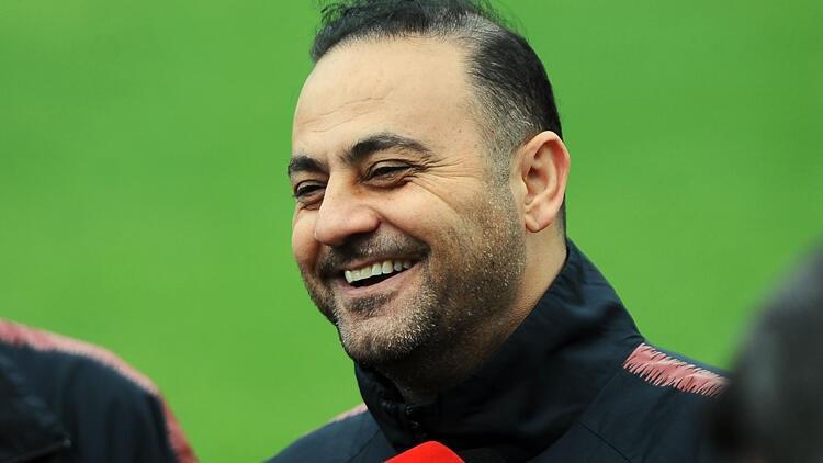 Hasan Şaş'tan transfer açıklaması! Falcao, Aboubakar...