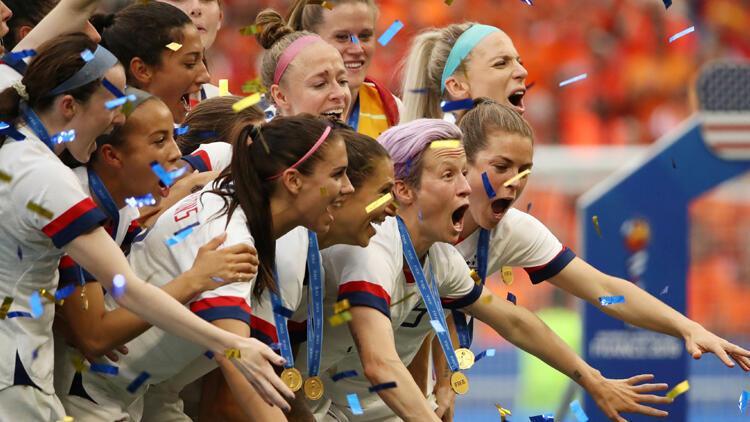 ABD, dünya şampiyonu oldu