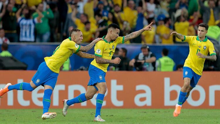 Copa America'da Samba rüzgarı