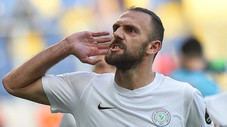 Galatasaray'dan Vedat Muriqi patlaması!
