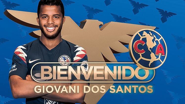 Son dakika transfer haberleri | Galatasaray'ın eski futbolcusu Giovani Dos Santos imzayı attı
