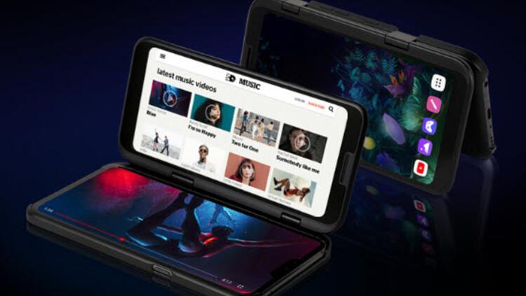 LG'nin 5G destekli telefonu 100 bin satış rakamını devirdi
