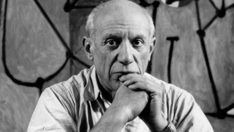 Picasso'nun eserleri İzmir'de