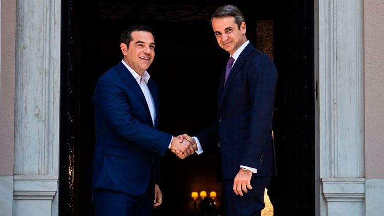 Son dakika... Yunanistan'da yeni kabine açıklanıyor