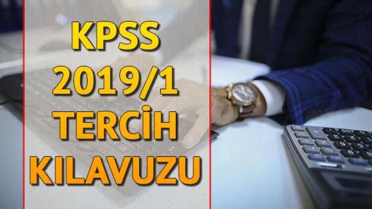 KPSS nitelik kodları tercih kılavuzunda yayımlandı!