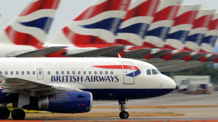 Tarihteki en yüksek ceza British Airways'e: 183 milyon Sterlin