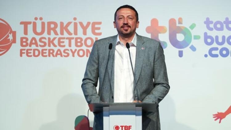 """Hidayet Türkoğlu: """"Dünya Kupası öncesi güzel bir atmosfer içerisindeyiz"""""""