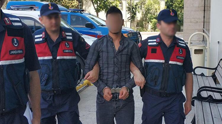Cezaevi firarisi kız kaçırınca yakalandı