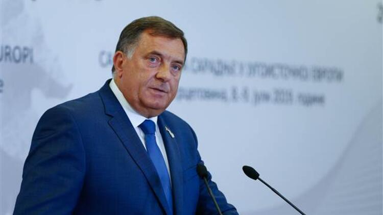 Bosnalı lider Milorad Dodik'ten FETÖ açıklaması