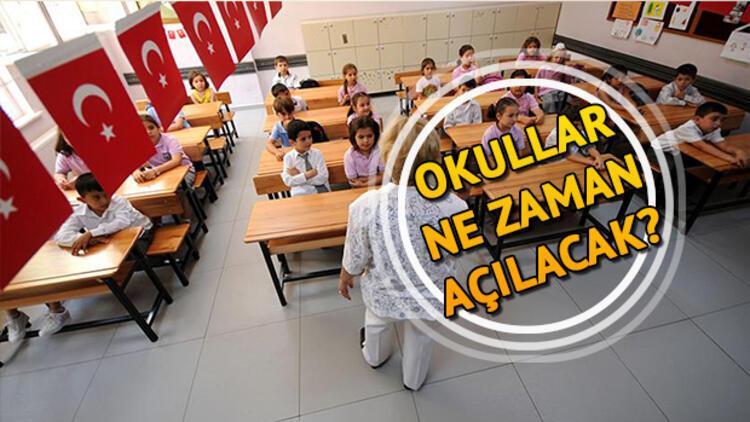 2019-2020 eğitim dönemi ne zaman başlayacak? Okullar ne zaman açılacak?