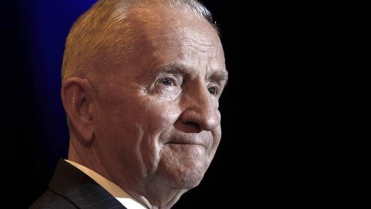 Son dakika... ABD'li milyarder Ross Perot hayatını kaybetti