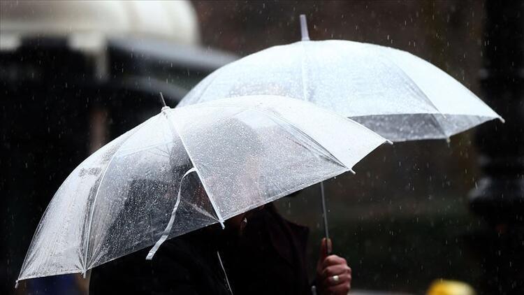 İstanbul yağışlı havanın etkisine girecek!