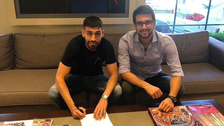 Stefan Silva, Fatih Karagümrük'te!   Transfer haberleri...