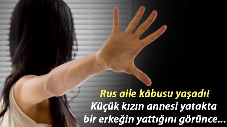 Antalya'da iğrenç olay! Rus ailenin odasına girip küçük kızı istismar etti