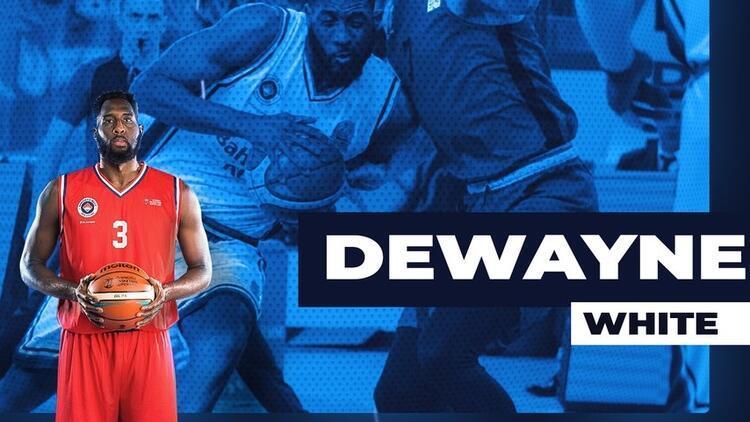 TOFAŞ, Dewayne White'ı transfer etti!