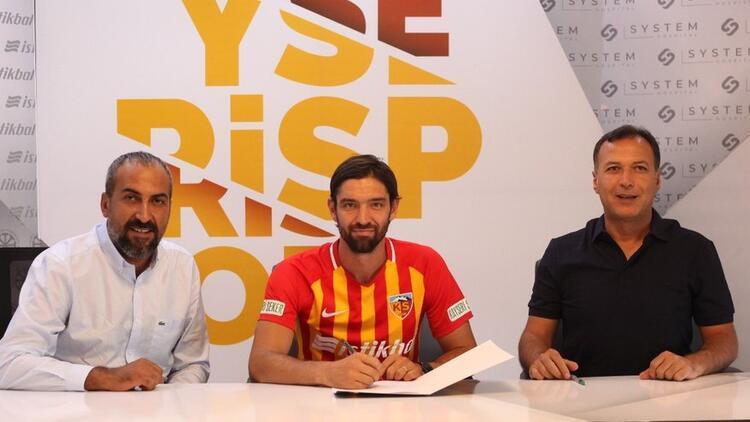 Benoit Poulain resmen Kayserispor'da! | Transfer haberleri...
