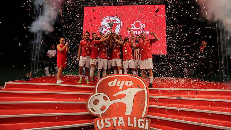 DYO Usta Ligi'nde Trabzon, Rus takımını yenerek süper kupayı kazandı