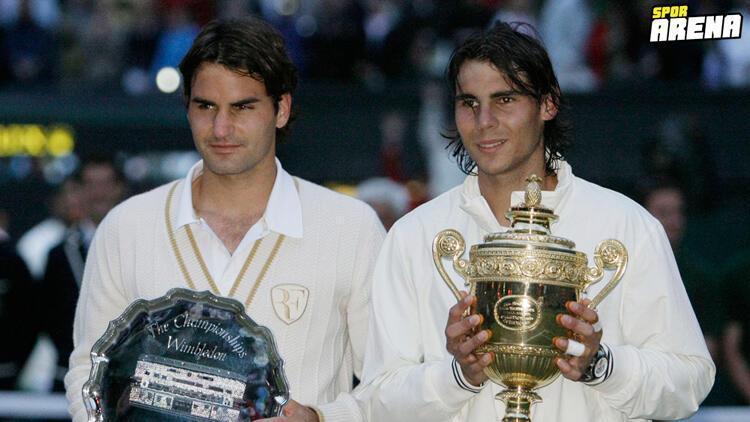 Federer mi Nadal mı? Herkesin gözü bu maçta...