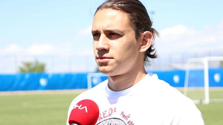 "Taylan Antalyalı: ""Avrupa'dan transfer teklifleri var"""