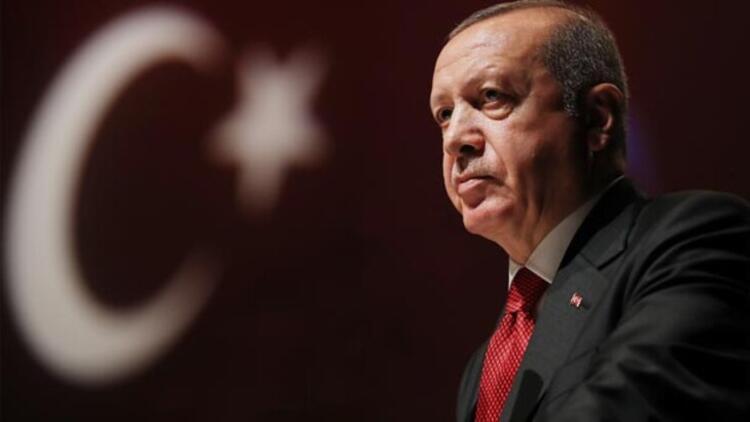 Cumhurbaşkanı Erdoğan'dan hasta ziyareti
