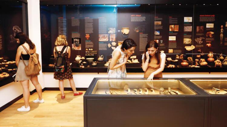 Artık İstanbul'da bir arkeoloji müzesi daha var