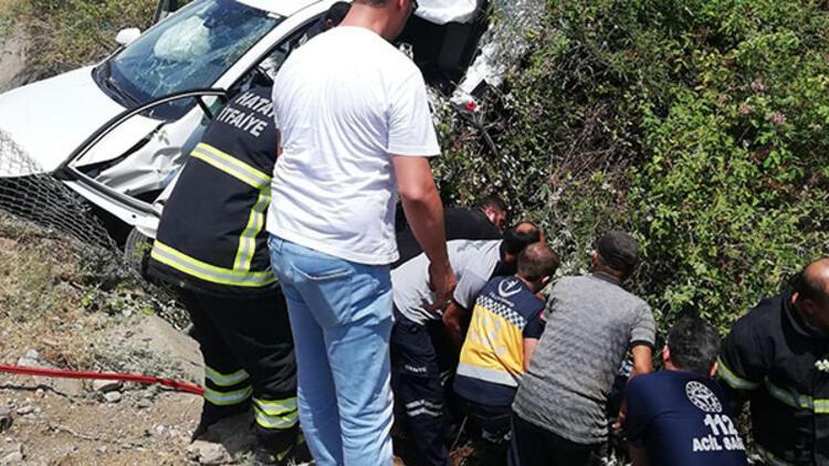 Hatay'da feci kaza: 3 ölü